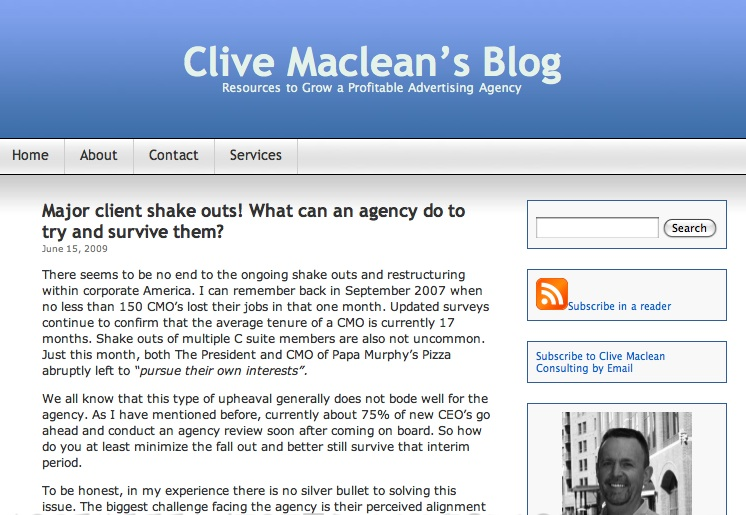 clive maclean