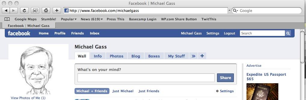 michael page login
