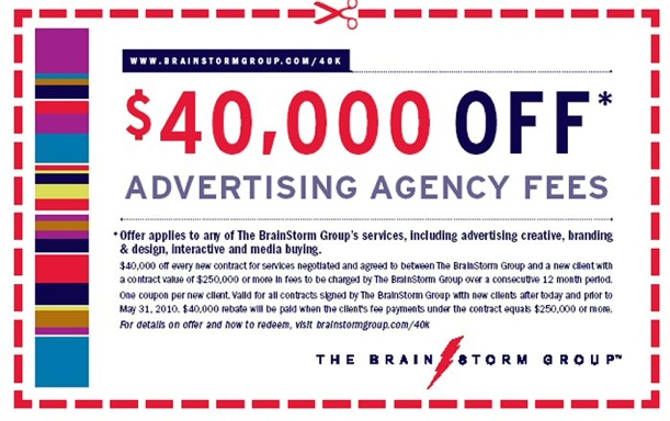 Advertising Agency Advertises