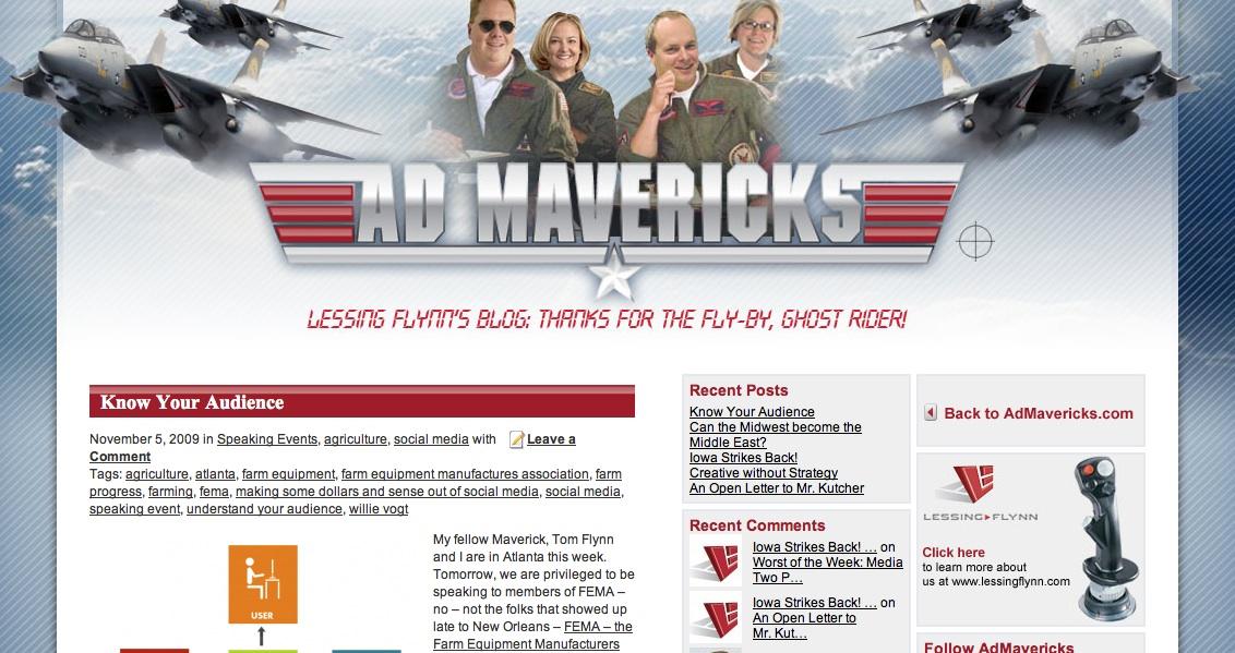 ad mavericks