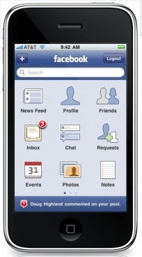 facebook app for iphone 10 iphone apps for ad agency new business fuel lines 14061