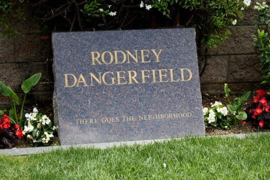 rodney dangerfield advertising a respected profession