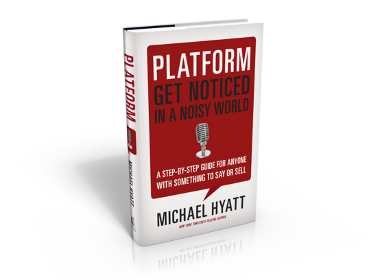 Michael Hyatt Platform for ad agency new business